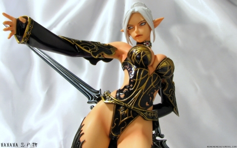 Dark Elf (NC Japan)